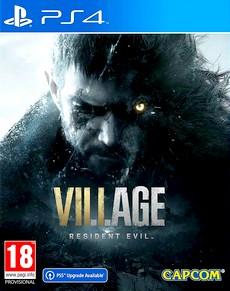 Купить игру Resident Evil: Village [PS4] [Коробочная Версия Box] [Русская] - Низкие Цены, Скидки, Дешево