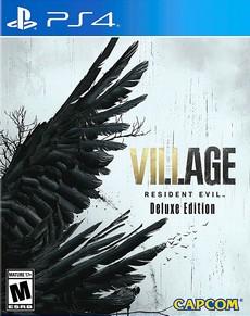 Купить игру Resident Evil: Village [PS4] [Deluxe Edition] [Русская] - Низкие Цены, Дешево, Скидки