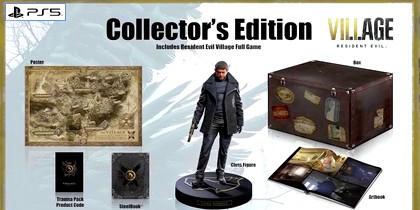 Купить Коллекционное издание Resident Evil: Village [PS5 игры] [Русская] - Дешево, Скидки, Низкие Цены