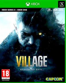 Купить игру Resident Evil: Village [Xbox Series X/S] [Коробочная Версия Box] [Русская] - Дешево, Скидки, Низкие Цены