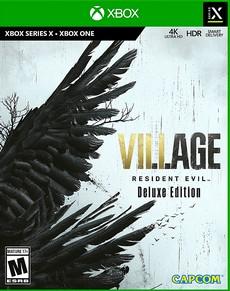 Купить Resident Evil: Village [Xbox Series X/S] [Deluxe Edition] [Русская] - Дешево, Низкие Цены, Скидки