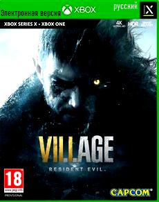 Купить игру Resident Evil: Village [Xbox One] [Электронная Версия] [Русская] - Низкие Цены, Дешево, Скидки