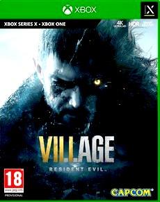 Купить игру Resident Evil: Village [Xbox One] [Коробочная Версия Box] [Русская] - Дешево, Низкие Цены, Скидки