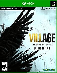 Купить игру Resident Evil: Village [Xbox One] [Deluxe Edition] [Русская] - Скидки, Низкие Цены, Дешево