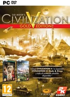 Купить игру Sid Meier's Civilization 5 [PC] [Gold Edition] [Золотое издание] - Дешево, Скидки, Низкие Цены