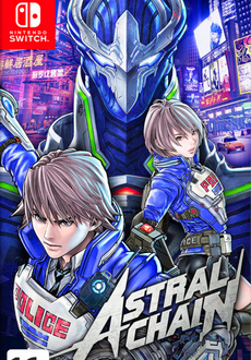 Купить игру Astral Chain - Дешево со Скидкой по Низким Ценам, Коробочную (Box), Цифровую Версию, Ключ