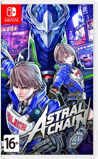 Купить игру Astral Chain [Switch] [Коробочная Версия / Box] [Русская] - Дешево, Низкие Цены, Скидки