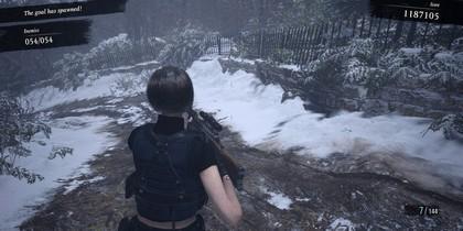 Играть за Аду Вонг в Resident Evil: Village - Мод Модель Женского Персонажа
