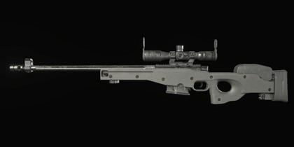 Снайперская винтовка L96A1 для Resident Evil: Village - Скины Моды Оружия