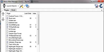 Скачать Nexus Mod Manager NMM v0.80.14 - Последняя Русская Версия - Автоматическая установка и управление модами