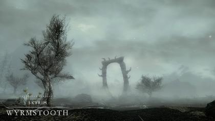 Скачать мод Wyrmstooth v1.19 для Skyrim SE и LE - Новые Квесты, Миссии и Задания - Масштабный Мод