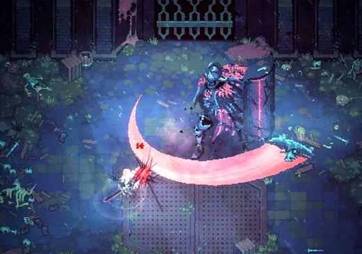 Геймплей игры Eldest Souls - Игровой Процесс на Видео и Дата Выхода