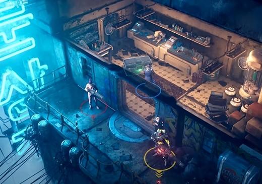 Геймплей игры The Ascent - Игровой Процесс на Видео и Дата Выхода