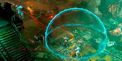 Прохождение The Ascent - GameGrom.Ru